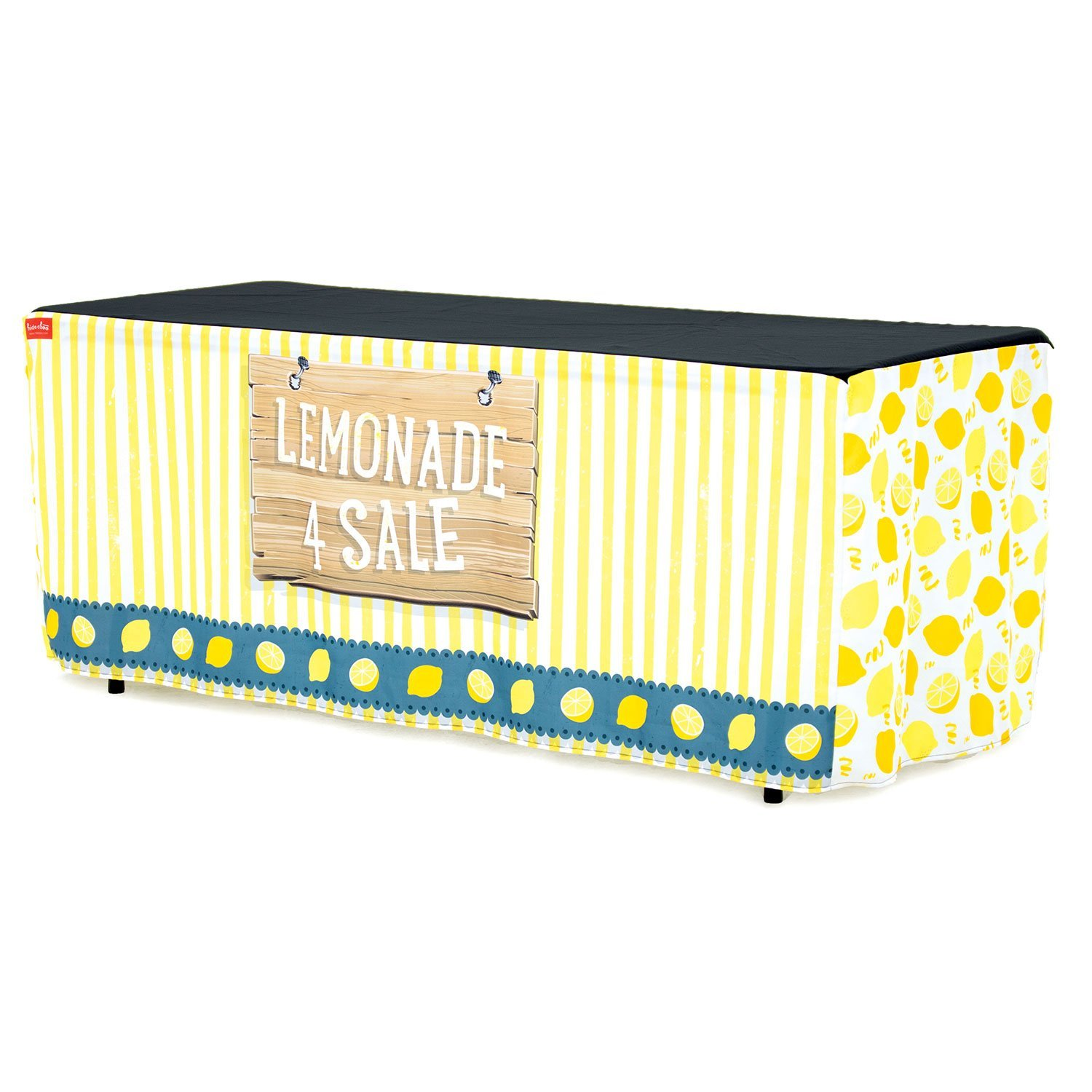 Hideaboo Lil Biz Polyester Easy Lemonade Stand Table